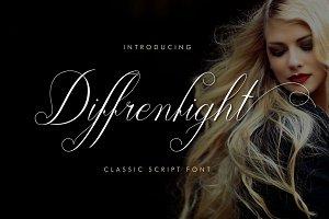 Diffrenlight