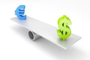 Dollar Euro Balance