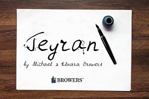 Jeyran Font