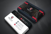 Gym Plus Business Card