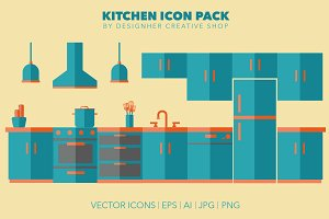 Kitchen Icon Pack