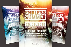 Endless Summer Flyer