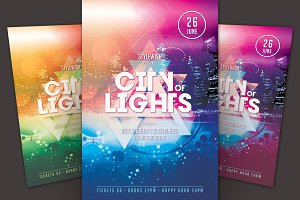City of Lights Flyer