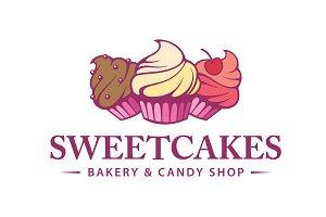 Sweetcakes - Logo