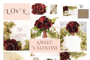 Sweet Valentine Collection