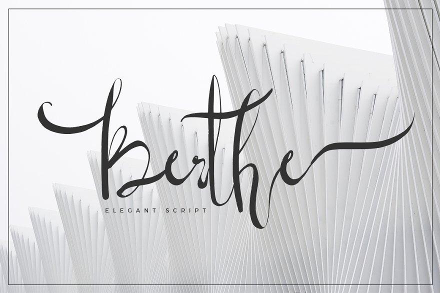 Casual Brush Handwriting Font