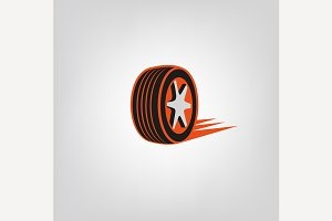Tire Shop Icon