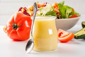 Classic salad dressings