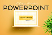 Crafter's PPT Presentation Templates