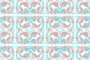 Retro Ornate Decorative Seamless Pattern