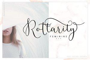 Rottarity Feminine + Bonus