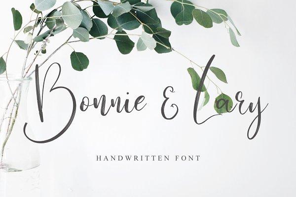 Bonnie & Lary Script