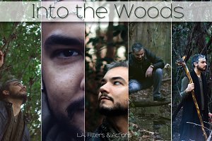 PS + LR Presets - Into the Woods