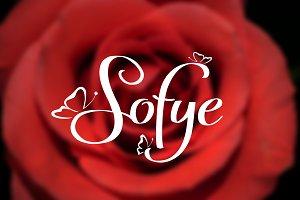Sofye