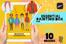 Procreate Essential Painting Box