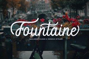 Fountaine Script