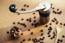 Hand coffee grinder, Porlex mini