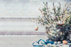 Easter Still Life banner