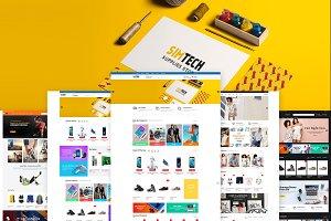 Smitech - Multipurpose Shop Online