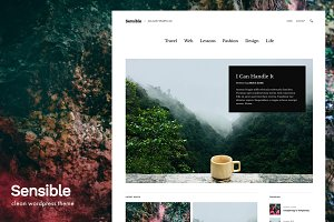 Sensible - WordPress Theme