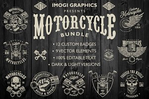 "Motorcycle bundle ""SAVE 20%"""