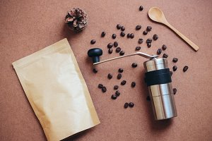 Coffee traveler kit