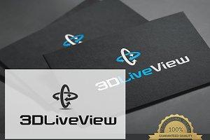 3d View Logo