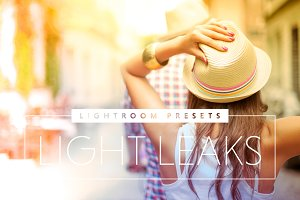 Light Leaks - Lightroom Presets