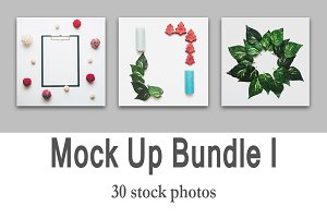 MOCK UP BUNDLE I
