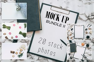 MOCK UP BUNDLE II