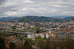 Ourense city
