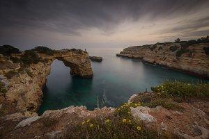 Praia de Albandeira, Algarve