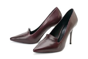Women's high-heeled shoes