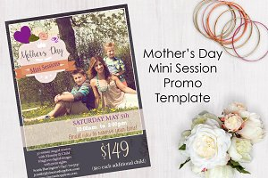 Chic Grunge Mothers Day Mini Session