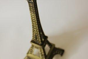 Tour eiffel miniature