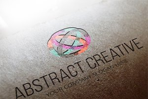 Abstract Creative Logo Template