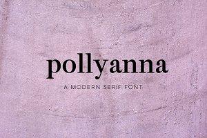 Pollyanna - Modern Serif Font