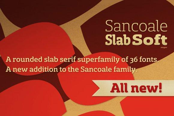 Sancoale Slab Soft