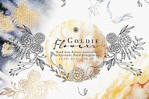 Goldie Flowers