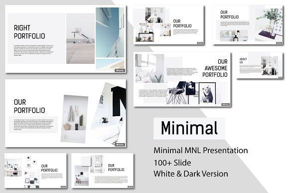 Minimal MNL Powerpoint