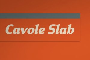 Cavole Slab