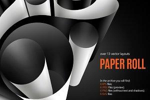 Paper Rolls Set