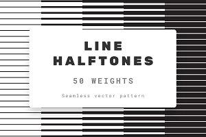 Line Halftones