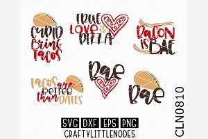 Anti Valentine Foodie Bundle