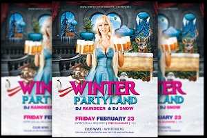 Winter Party Land