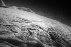 Black and white desert hill landscape background