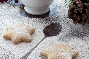 Cookies and Coffee for Santa Claus