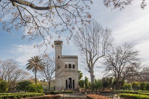 Monastery of Santa María. Spain