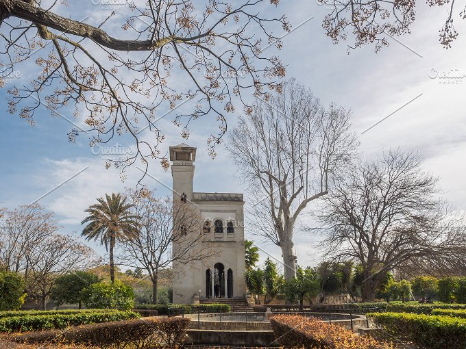 Monastery of Santa María. Spain - Architecture