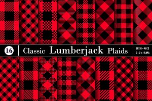 Classic Set Lumberjack Plaid